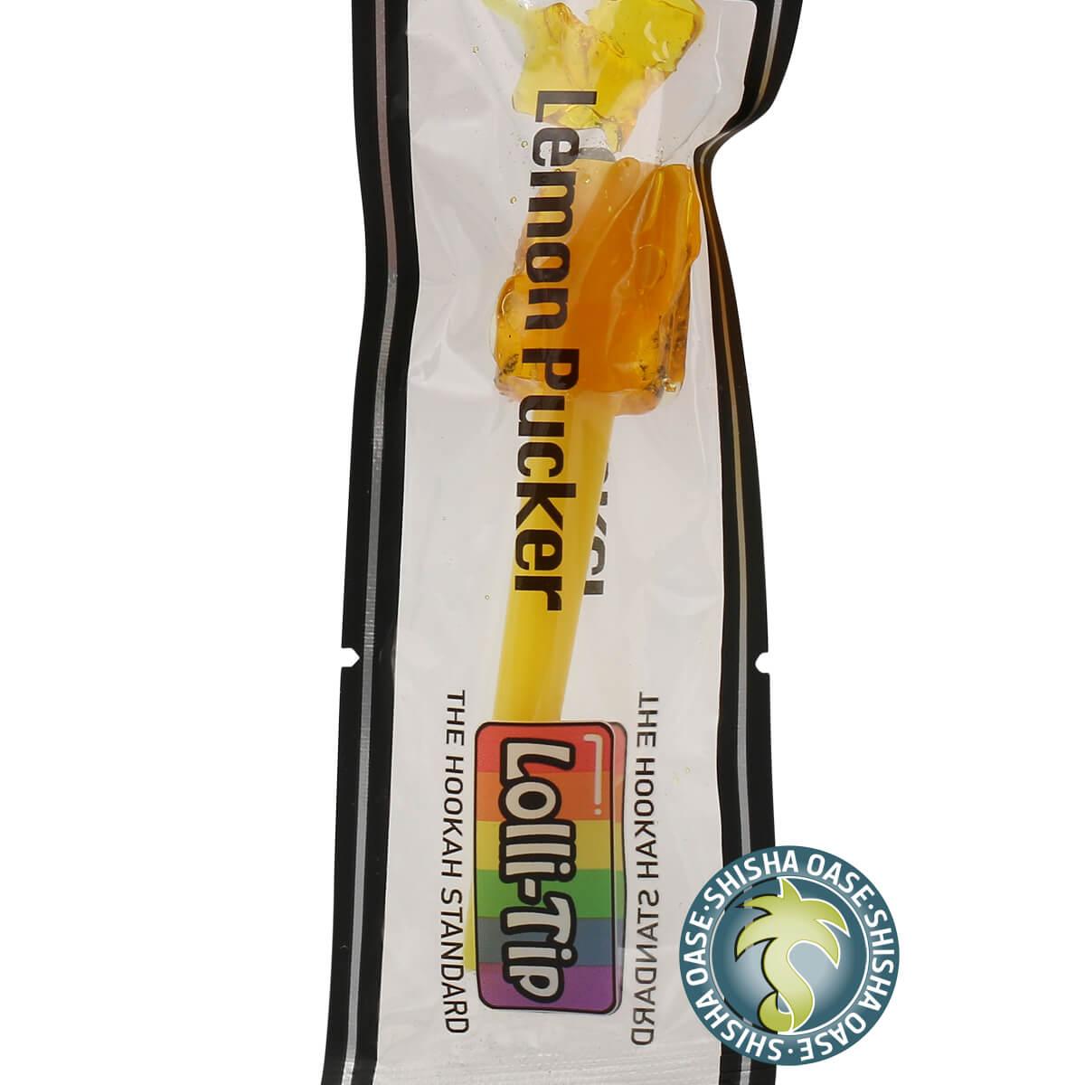 Hygienemundstück mit Lolli | Lolli Tip | Lemon Pucker