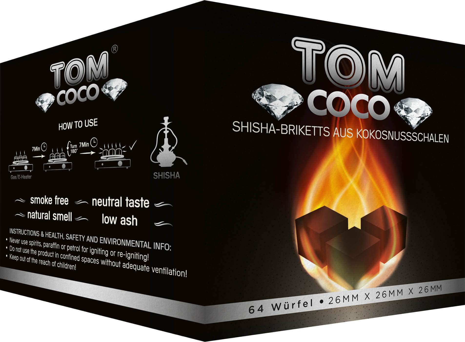 Tom Cococha - Diamond - 1kg