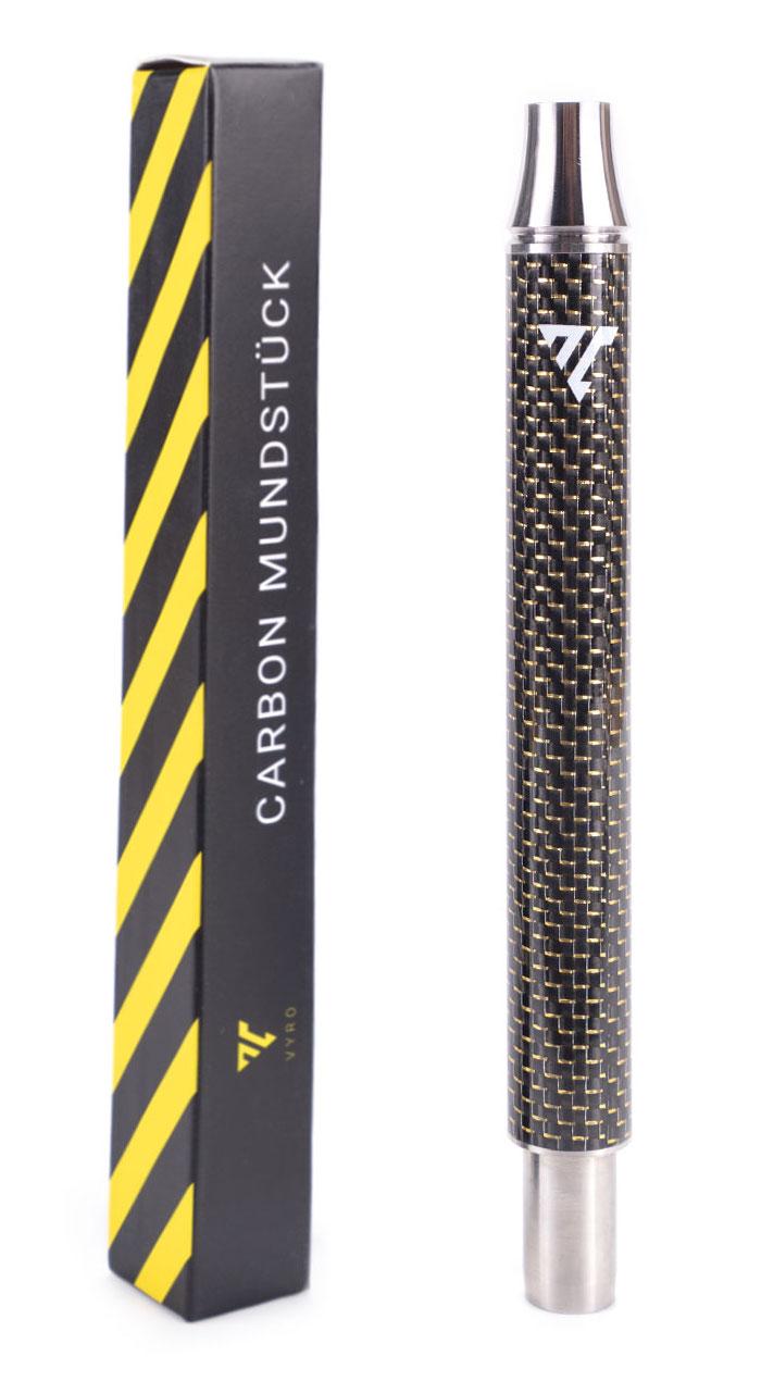 AEON VYRO Carbon Mundstück 17cm (Gold)
