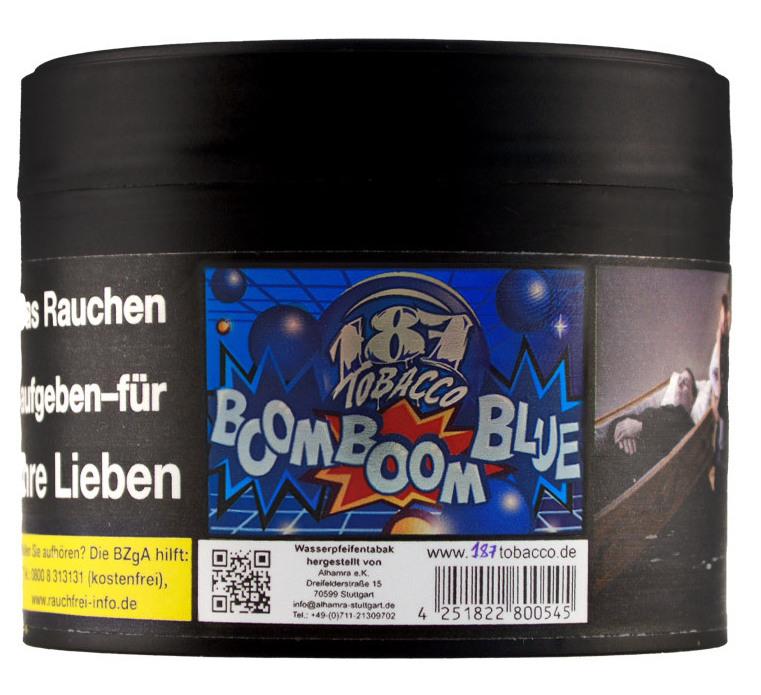 187 Tabak Boom Boom Blue 200g