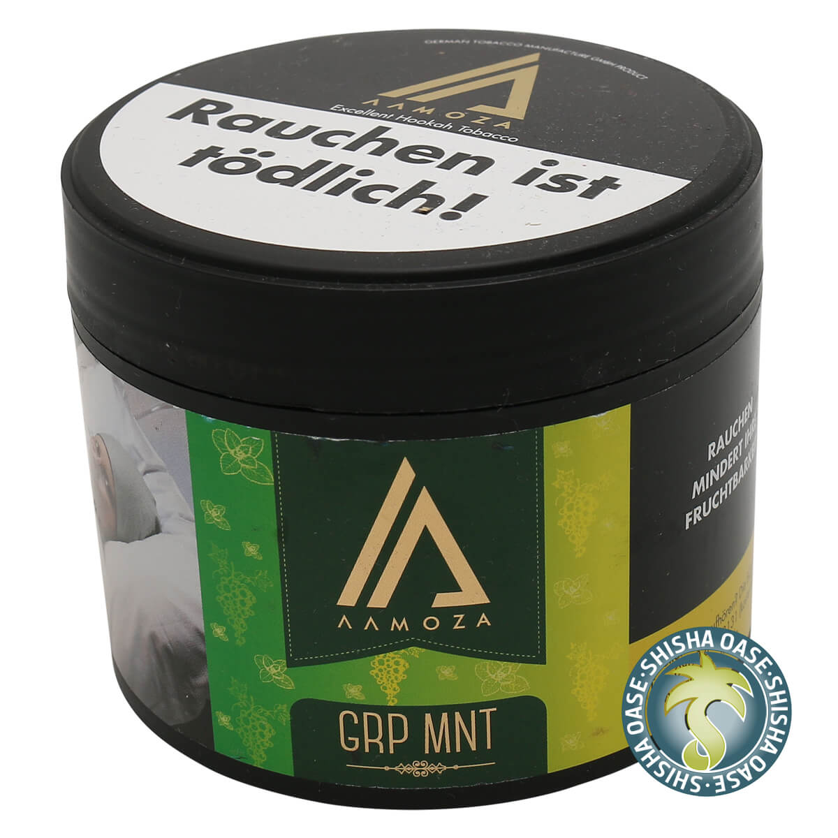 Aamoza Tabak 200g | GRP Mnt