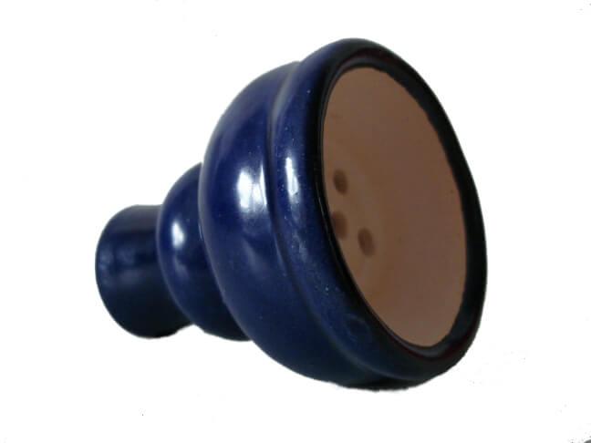 Tabakkopf Aladin 6cm - Blau