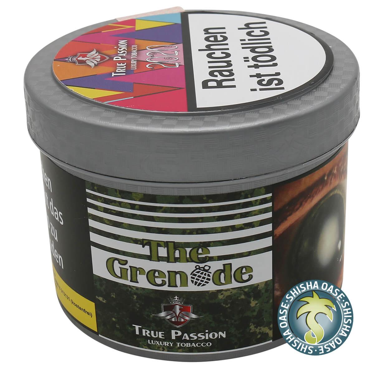 True Passion Tabak 200g Dose | The Grenada