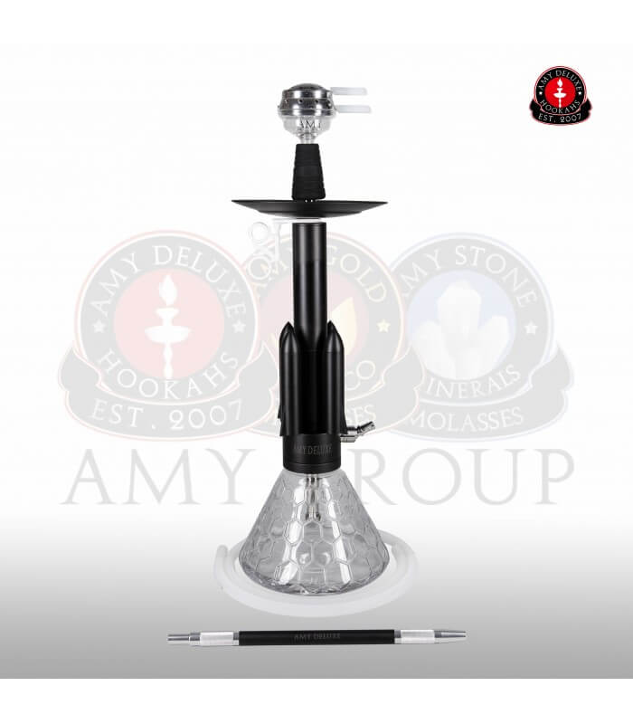 Amy Deluxe Rocket Klick (RS Schwarz / Farbe Transparent)