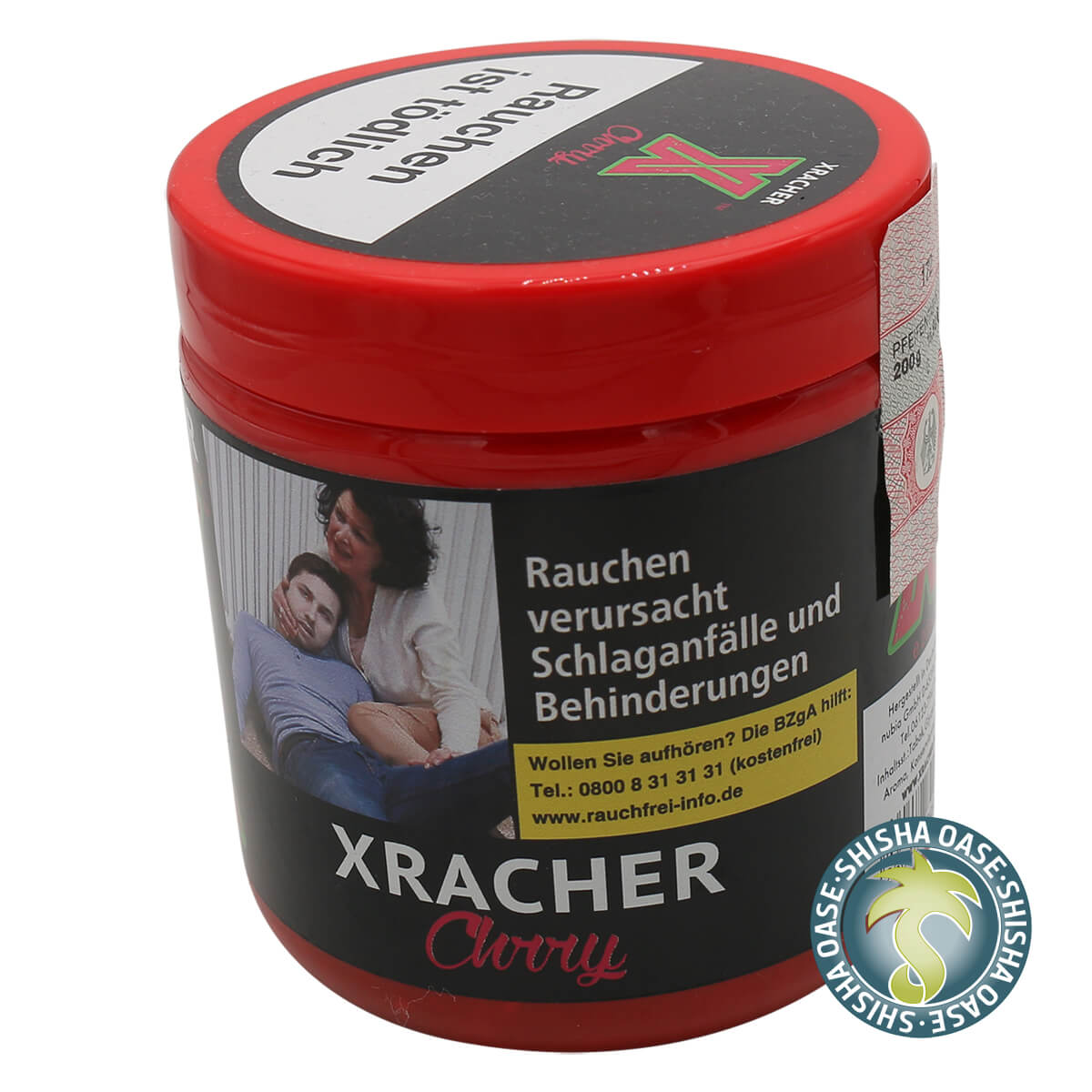 XRacher Tobacco - Chrry 200g