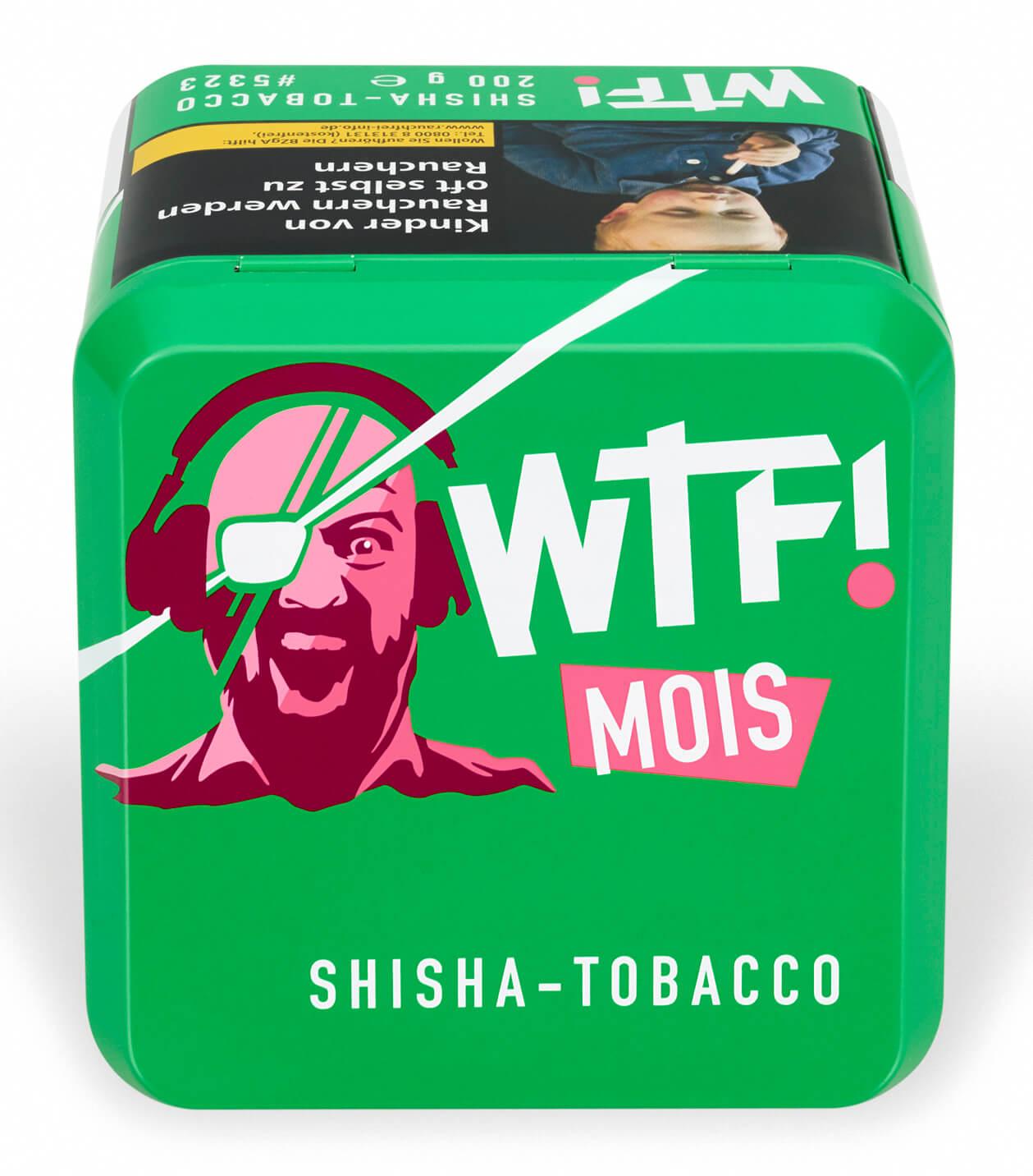 WTF Tabak Mois 200g