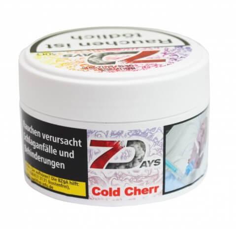 7 Days Classic Tabak - Cold Cherr 50g