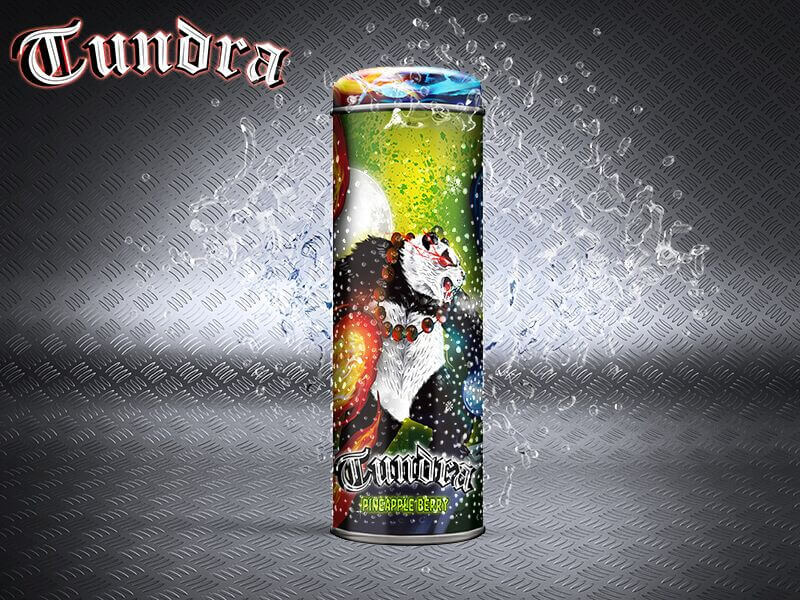 Fizzy Juice - Tundra - Pineapple Berry - 55ml - 0mg/ml