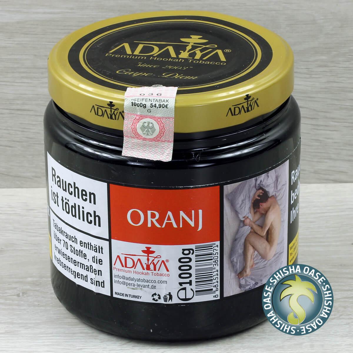 Adalya Tabak Oranj 1kg Dose