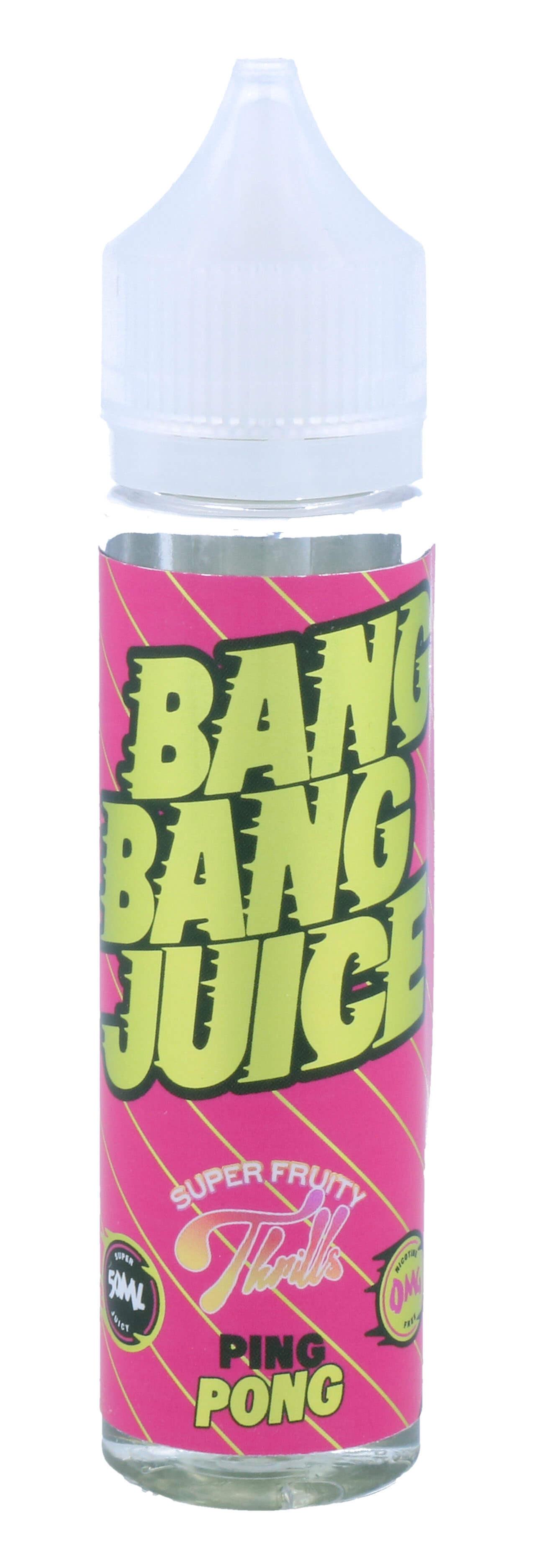 Bang Bang Juice - Ping Pong - 50ml - 0mg/ml