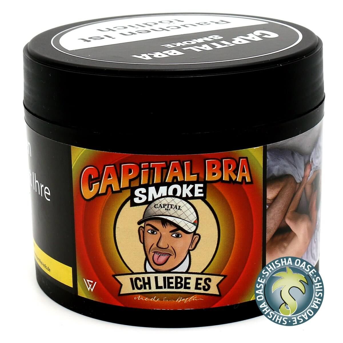 Capital Bra Tabak | Ich Liebe Es 200g
