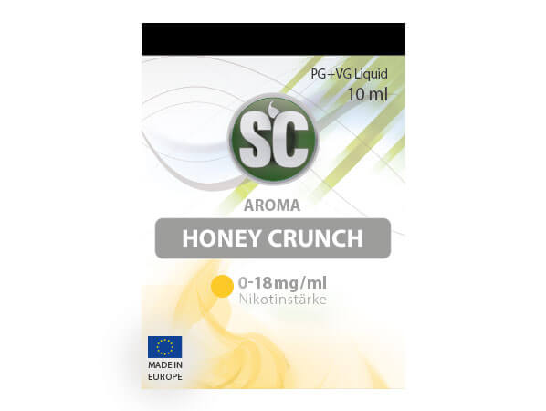 Honey Crunch Liquid (10ml) 6 mg/ml