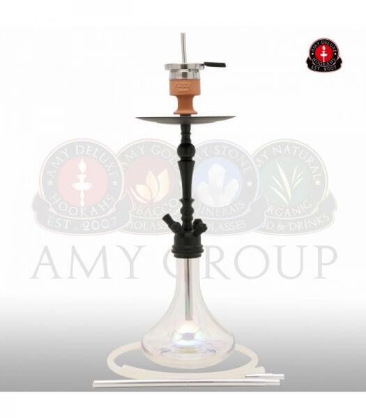 Amy Deluxe Globe Rainbow Klick II (RS Schwarz / Farbe Transparen