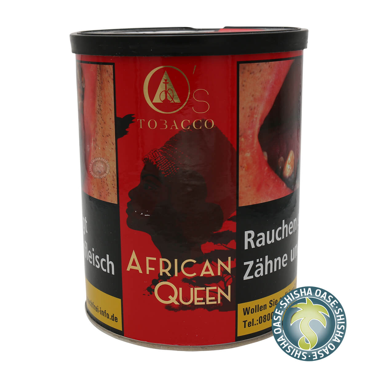 Os Tabak Red Line African Queen 1kg