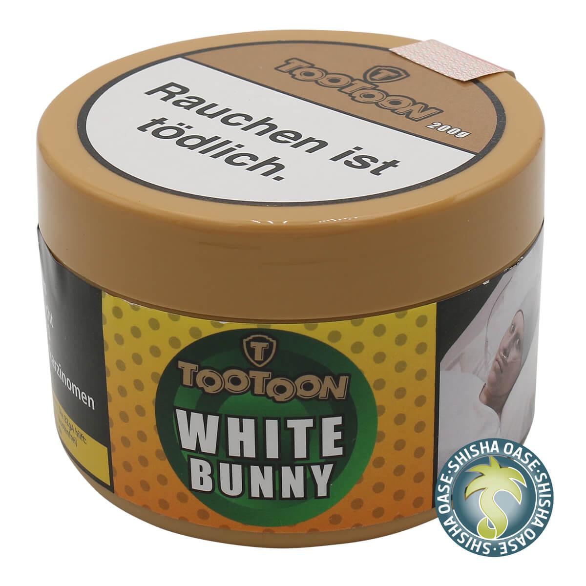 Too Toon Tabak 200g | White Bunny