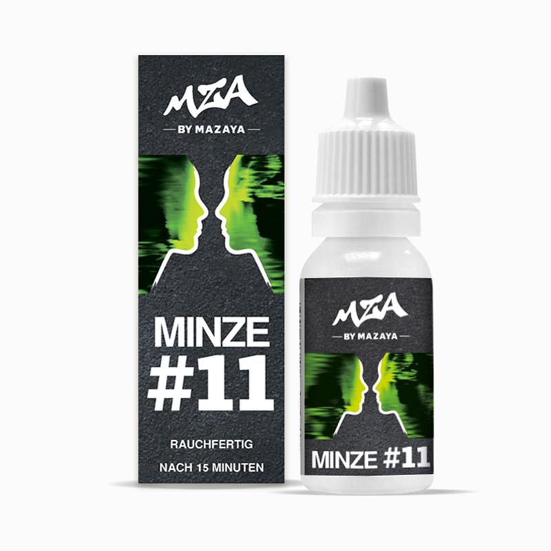 Mazaya Tabak Shot MZA Mix Tape #11 5ml