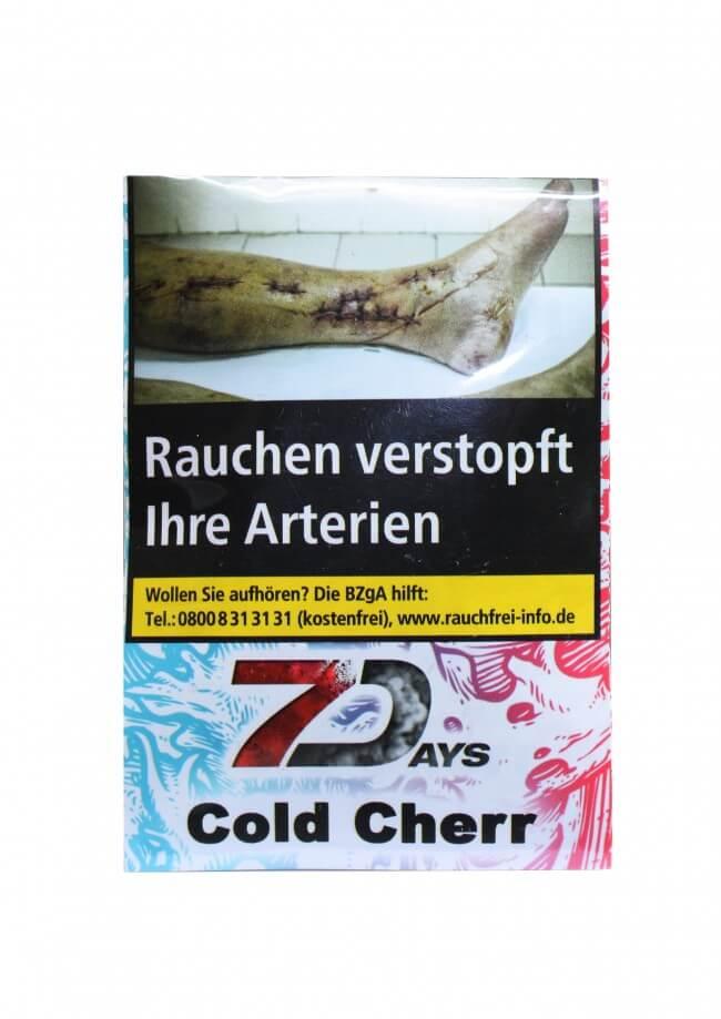 7 Days Classic Tabak - Cold Cherr 20g