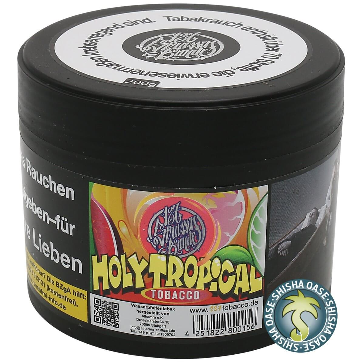 187 Tabak Holy Tropical 200g
