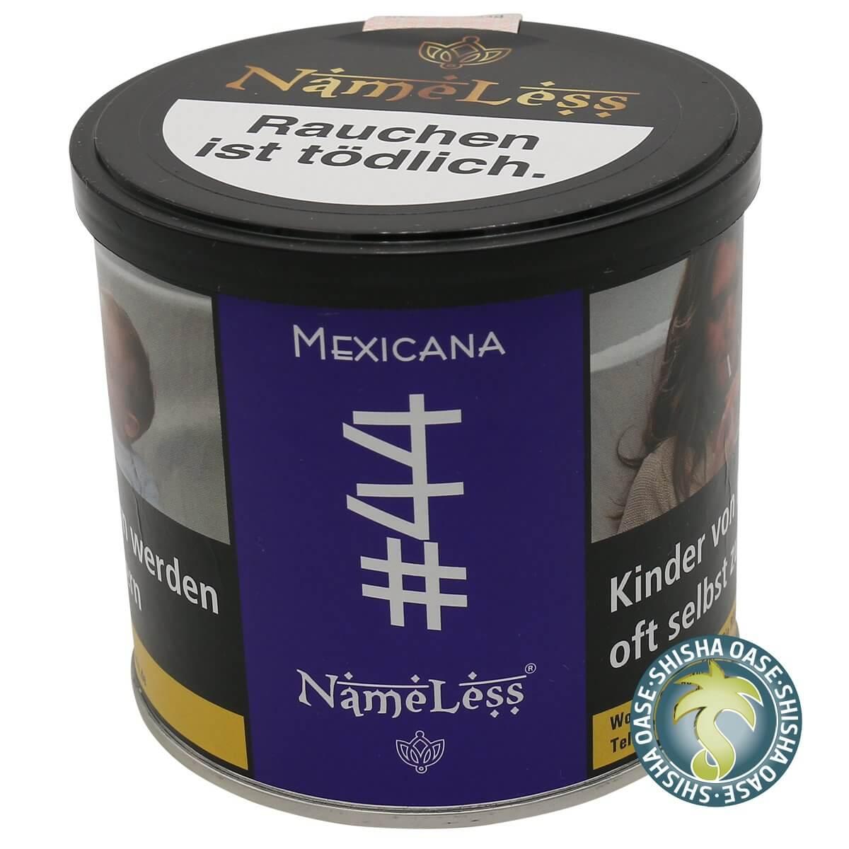 Nameless Tabak #44 Mexicana 200g