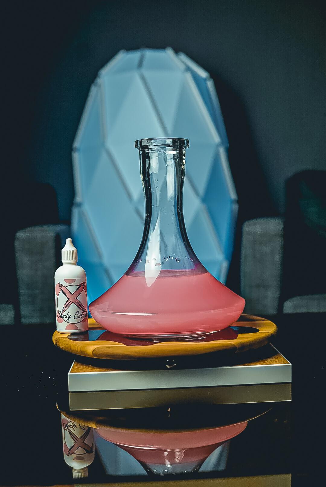 Xschischa Candy Colour 100ml | Pink