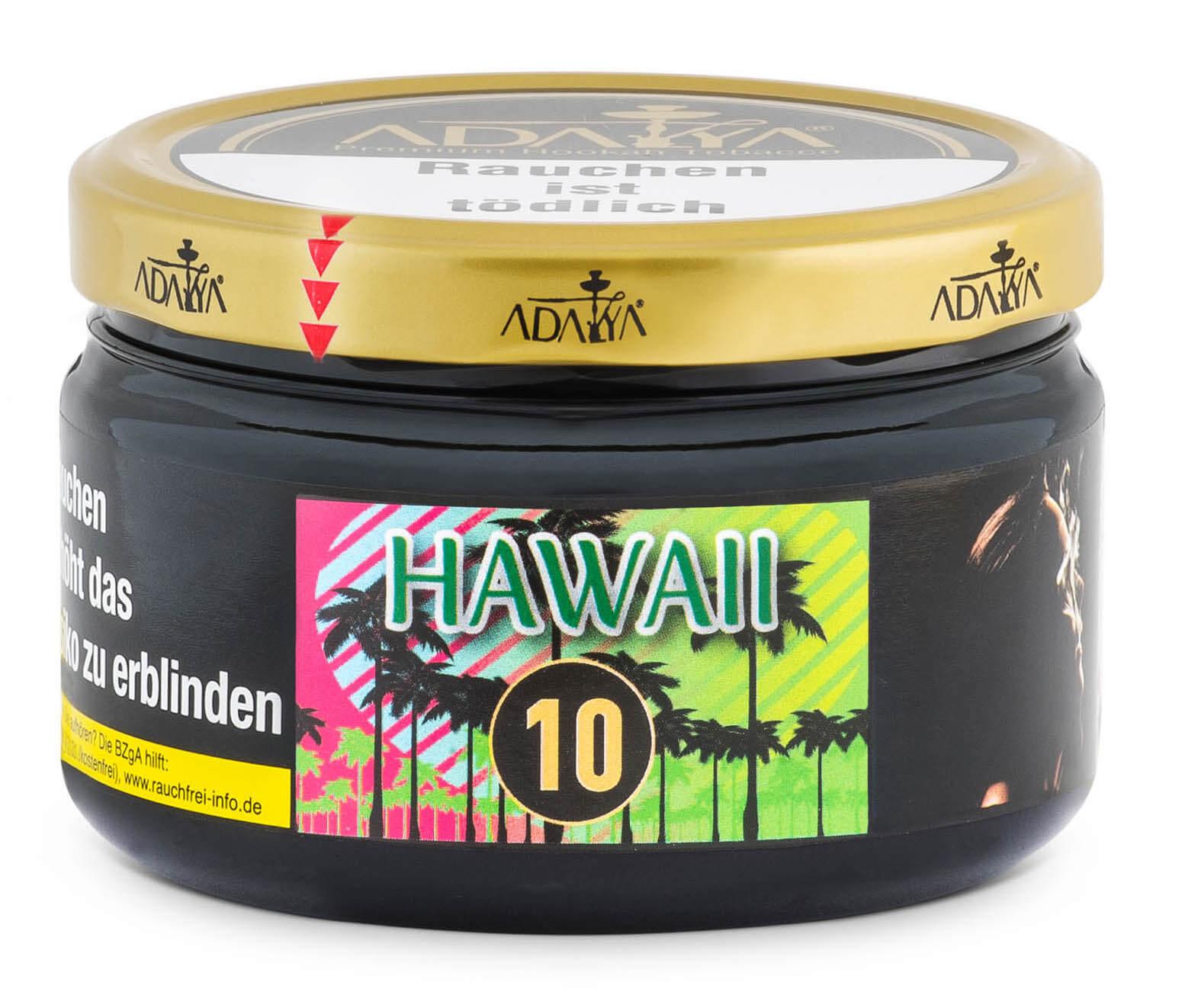 Adalya Tabak Hawaii #10 200g