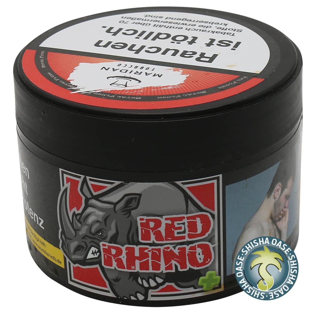 Maridan Tabak 200g Dose - Red Rhino