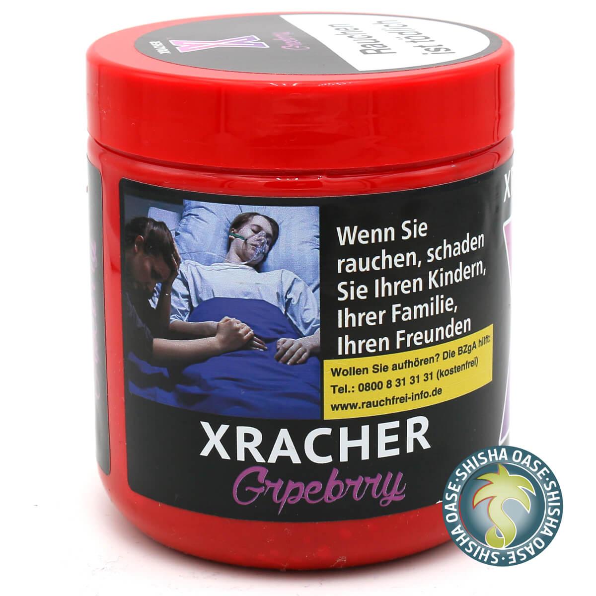 XRacher Tobacco - Grpebrry 200g
