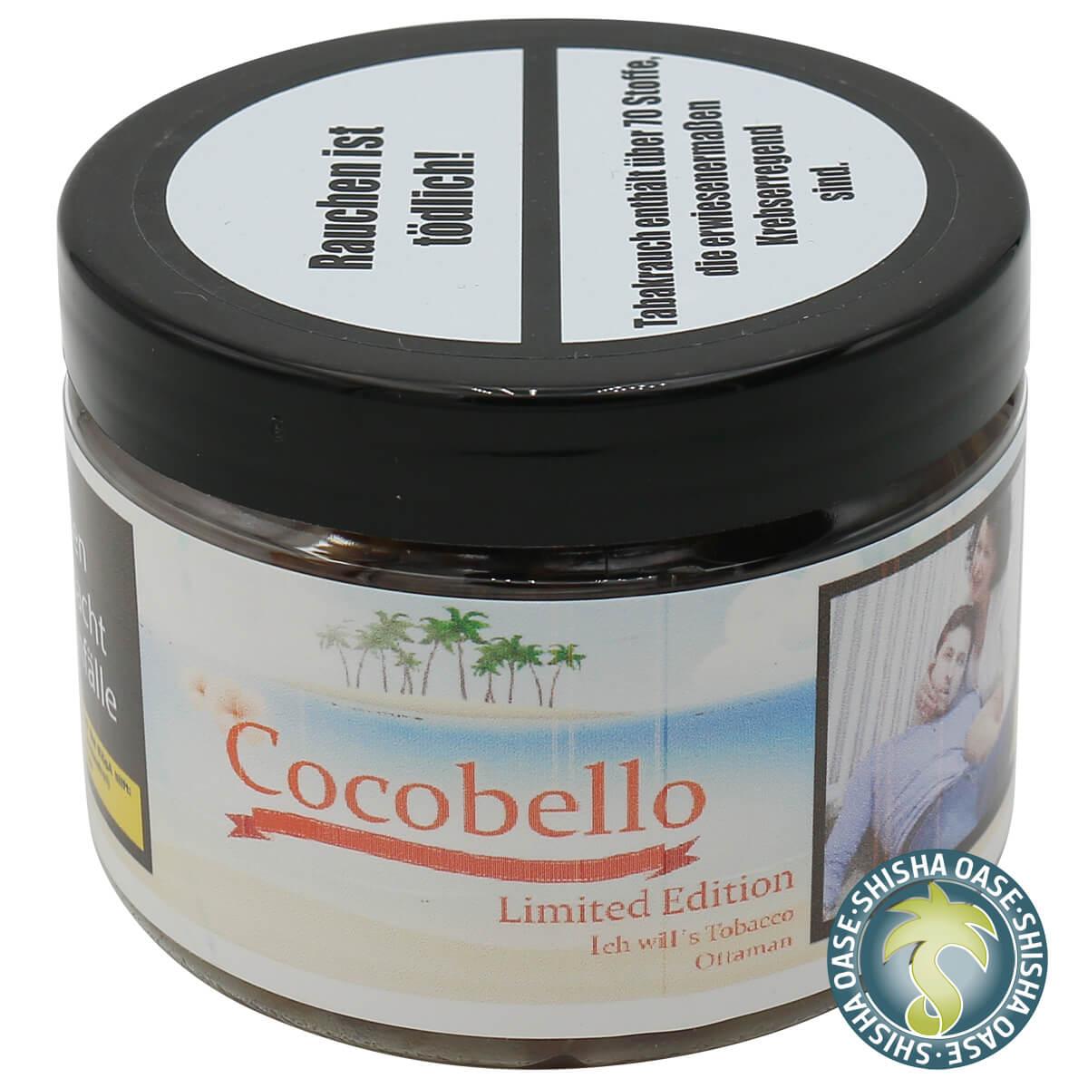 Ottaman Tabak Cocobello 50g