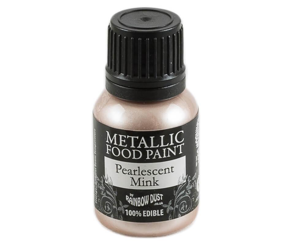 Rainbow Dust Metallic Farbe - Pearlescent Mink
