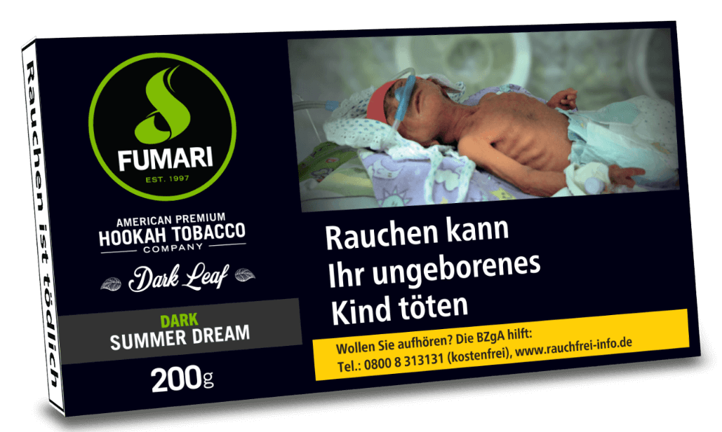 Fumari Tabak Dark Summer Dream 200g