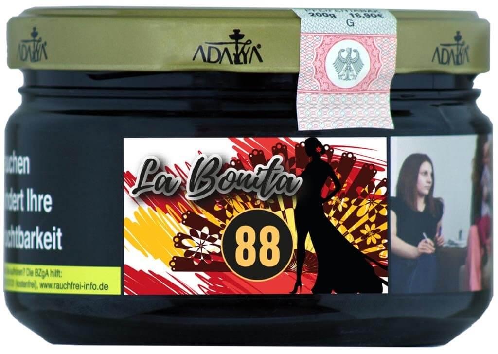 Adalya Tabak La Bonita #88 200g