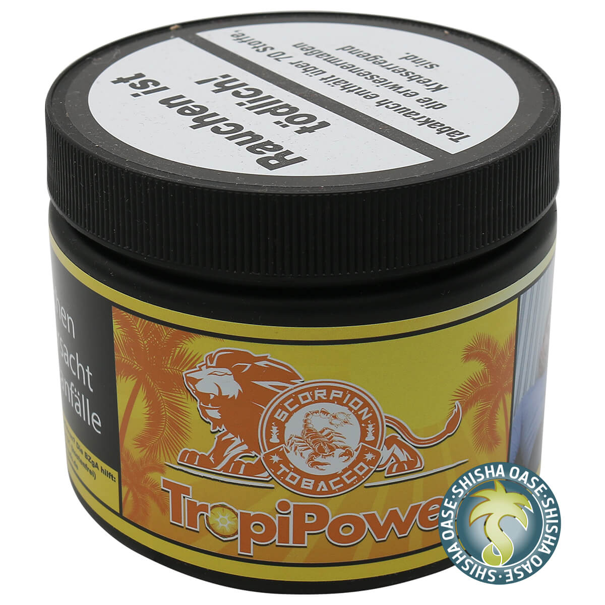 Scorpion Tabak 200g Dose | Tropi Power