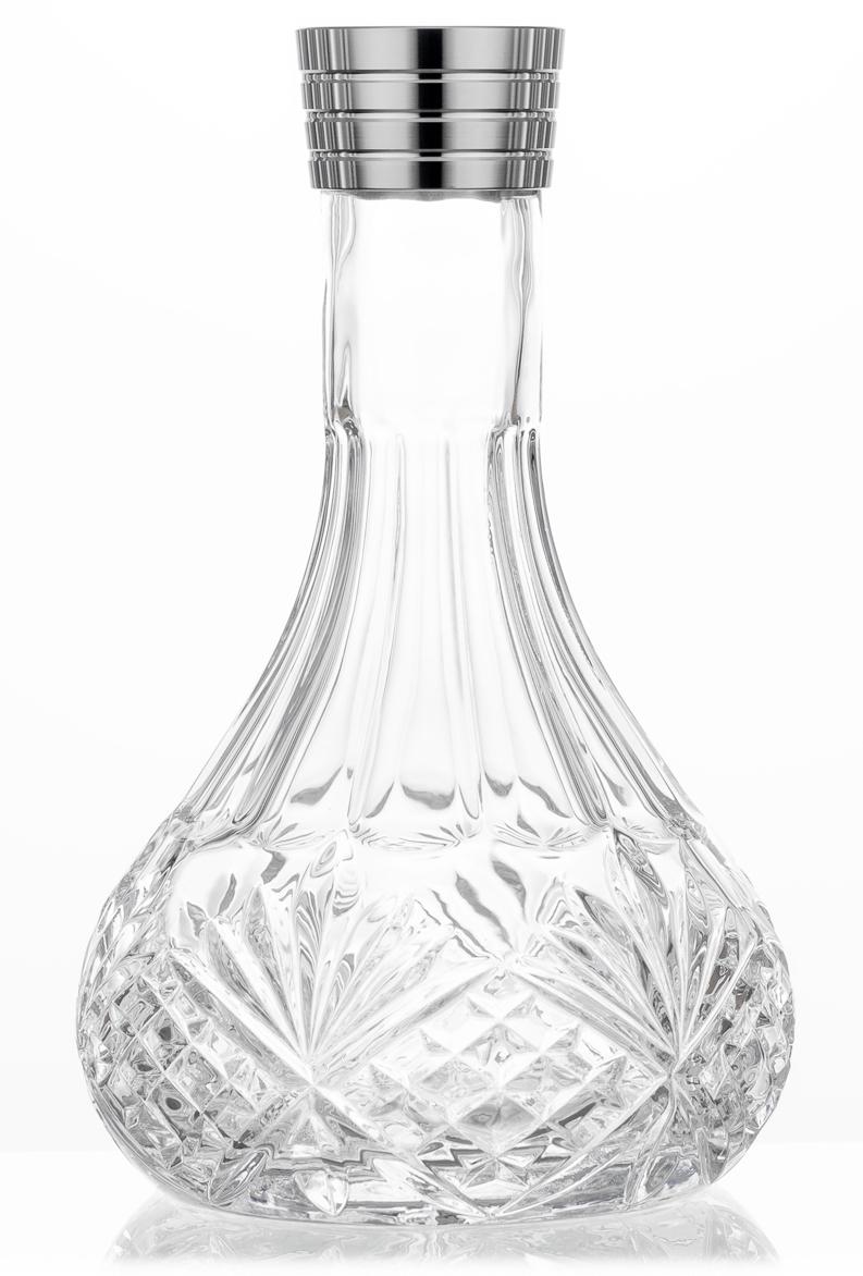 Aladin Shisha Ersatzglas MVP 470 (Flower)