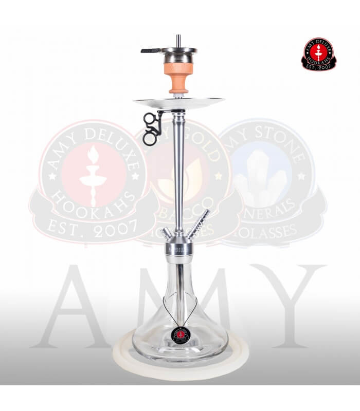 Amy Alu Deluxe Klick S 066 (RS Silber / Farbe Transparent)