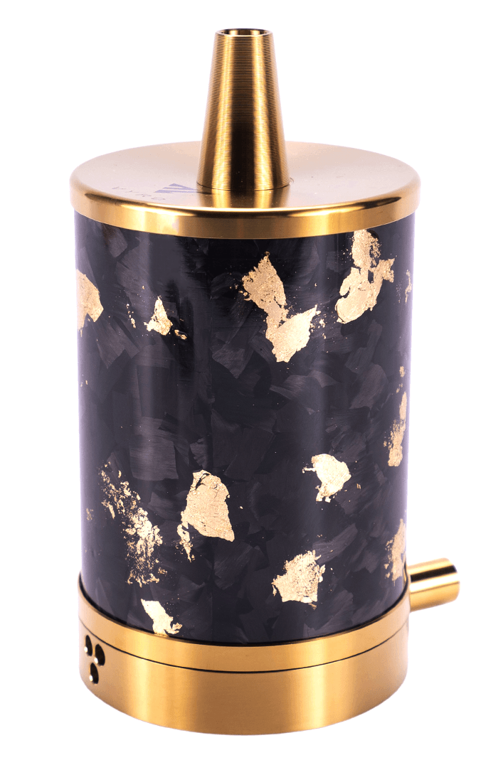 AEON Shisha Vyro One Carbon Forged Gold