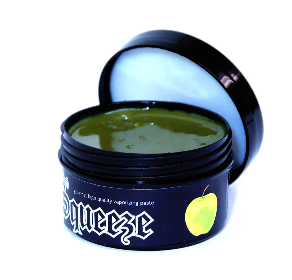 hookahSqueeze - Green Apple - 50g