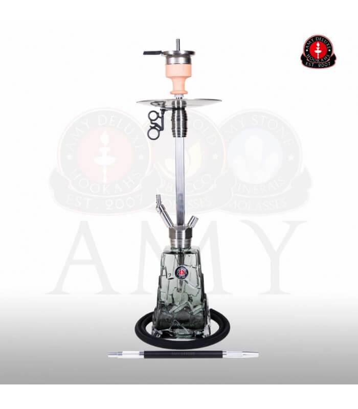 Amy Deluxe Crystallica (Schwarz)
