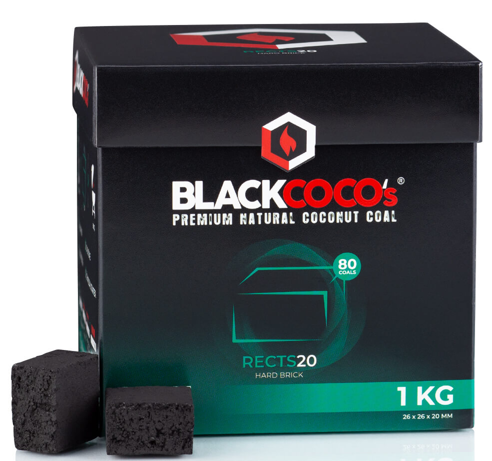 Black Cocos Rects20 1kg