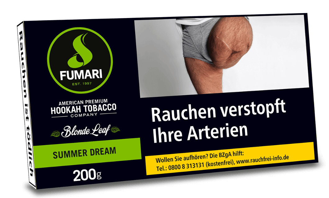 Fumari Tabak Summer Dream 200g