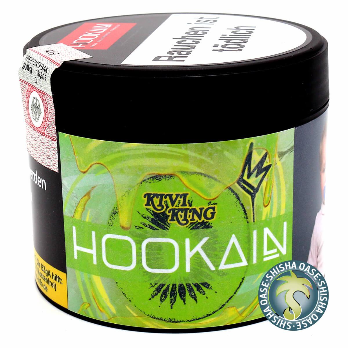 Hookain Tabak Kivi King 200g