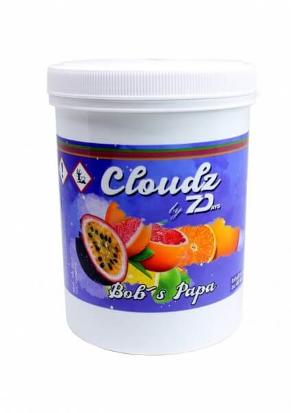 Cloudz by 7 Days Dampfsteine 200g | Bob's Papa