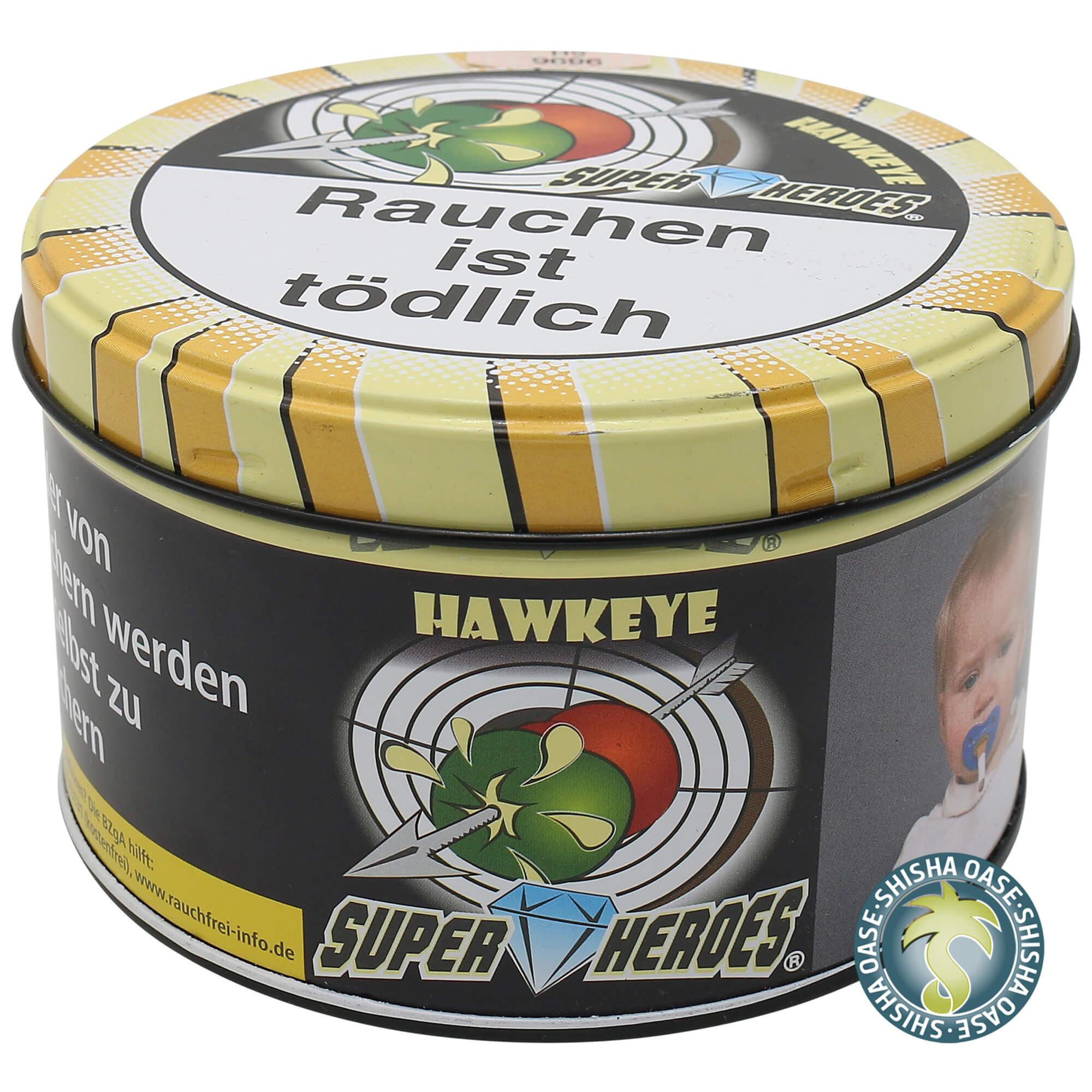 Super Heroes Tabak Hawkeye 200g