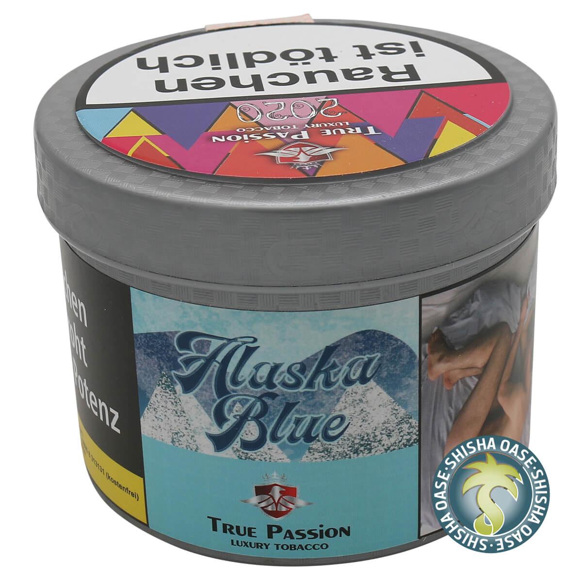 True Passion Tabak 200g Dose | Alaska Blue