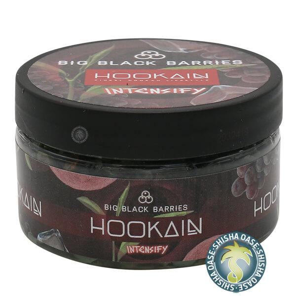 Hookain Dampfsteine 100g | Big Black Barries