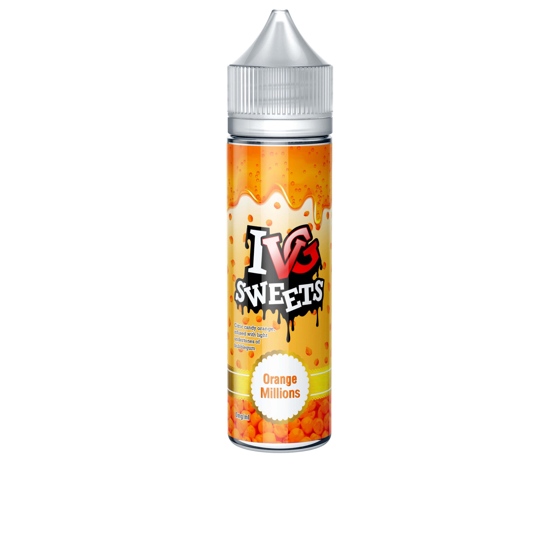 I VG - Sweets - Orange Millions 50ml - 0mg