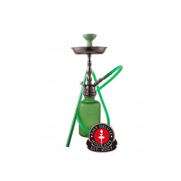 Amy Deluxe Absolut S (Rauchsäule Schwarz / Farbe Grün)
