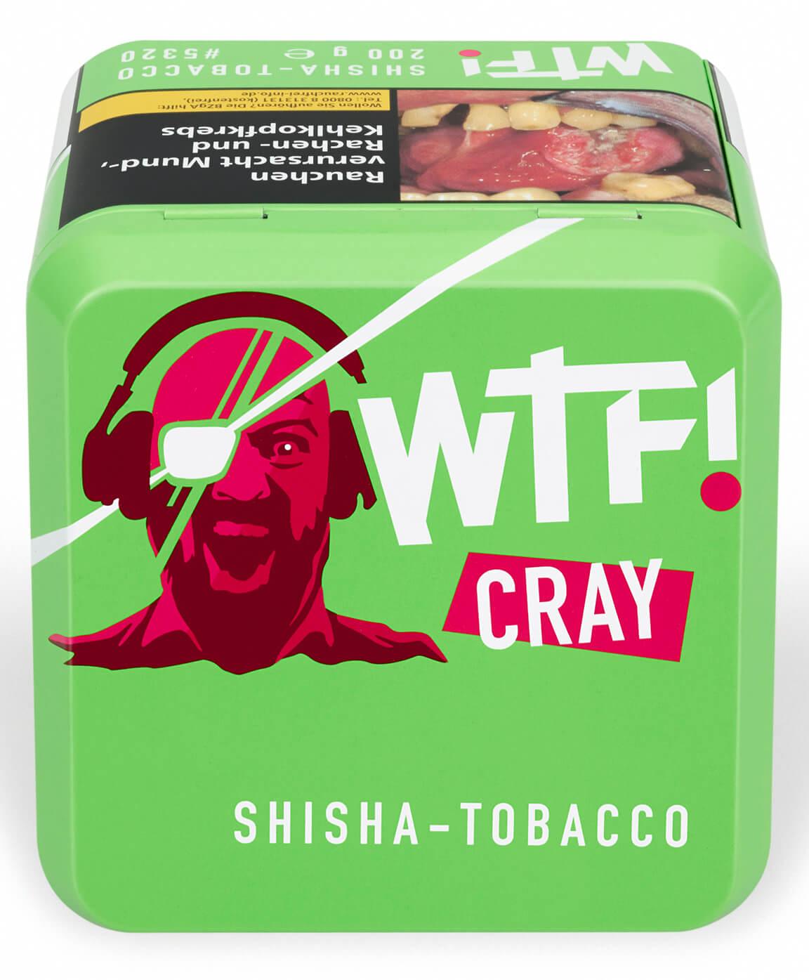 WTF Tabak Cray 200g
