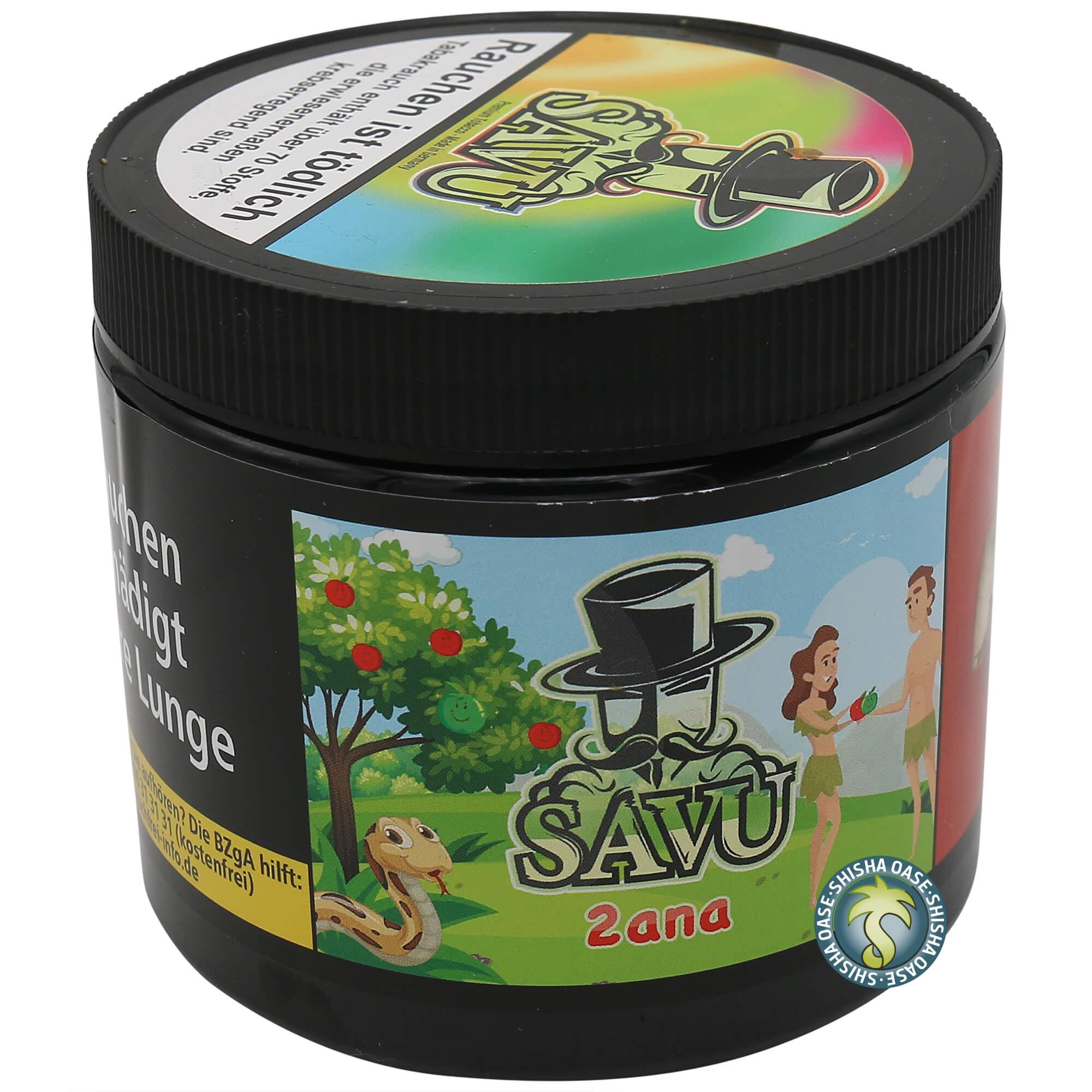 Savu Tobacco 2ana 200g