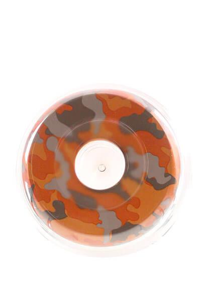 Shisha AC 330 - Orange Camouflage (Clear)