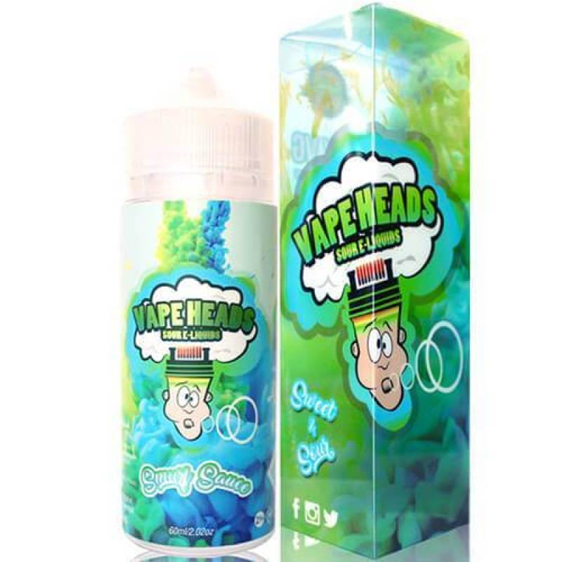 Vape Heads - Smurf Sauce - 60ml - 0mg/ml